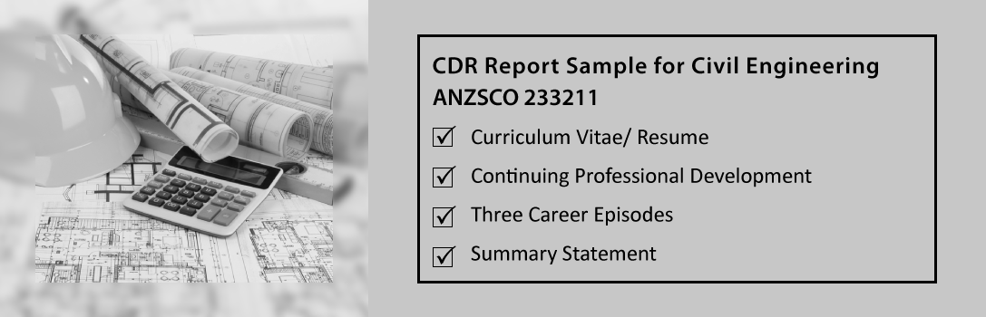 EA approved Civil Engineers CDR Report Sample | CDR-Report